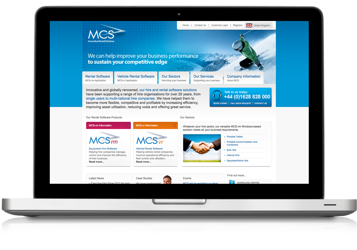 MCS Website Design and Production